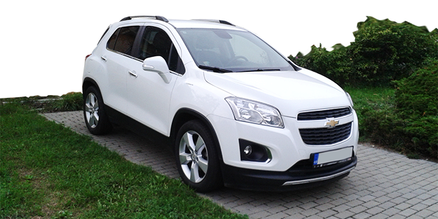 chevrolet Trax SUV crossover.png